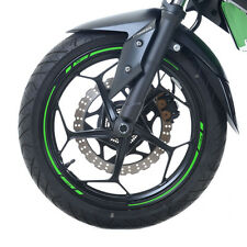 "R&G Motorcycle Rim Tape for 17"" Inch wheels - Green"