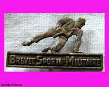 IN4099 - INSIGNE Brevet Militaire Sportif, échelon argent