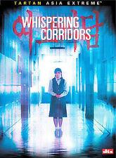 Whispering Corridors DVD 1998 Horror, Korean, Ki-hyeong Park, Kang-hee Choi, Gyu