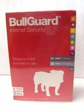 Bullguard Internet Security Software, 1329-1-000-00051,  UPC #812878011138