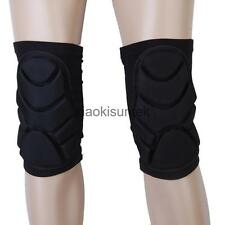 Foam Padded Ski Sport Knee Guard Support Protector Brace Wrap Pad Gurad - M