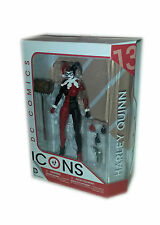 DC COMICS ICONS 13 HARLEY QUINN No Man´s Land  Figure