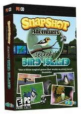 Snapshot Adventures SECRET OF BIRD ISLAND - Photography Watching PC Game - NEW
