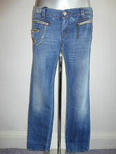 Miss Sixty Radio zip pocket detail 30leg (7/8th's) 26