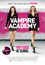 DVD:VAMPIRE ACADEMY - NEW Region 2 UK
