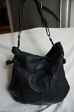 WITCHERY TOTE LARGE GENUINE LEATHER BAG HANDBAG