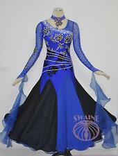 BALLROOM .STANDARD. SMOOTH DANCE COMPETITION DRESS CUSTOM-SIZE B3343