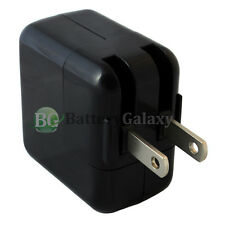USB Black Home Wall Charger Adapter for Apple Tab iPad 1 2 3 4 Mini 2nd 3rd GEN