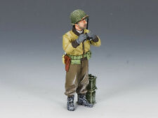 NEW!!! King & Country Battle of the Bulge Winter Vehicle Scout BBA052