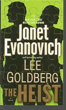 Fox and O'Hare The Heist 1 by Lee Goldberg & Janet Evanovich 2014, Paperback