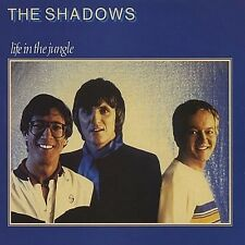 THE SHADOWS - LIFE IN THE JUNGLE  CD NEU