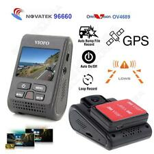 "A119 2.0"" LCD Capacitor Novatek 96660 HD 2K 1440p 1080P Car Dash Camera DVR GPS"