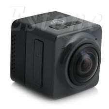 Cube 360° Panorama Camera Mini Sports Video Camera WiFi H.264 1280*1042 28fps