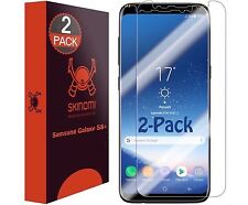 Skinomi Clear (2-Pack) (Full) Screen Protectors For Samsung Galaxy S8+ (Plus)