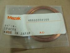 NEW MAZAK NISSHO IWAI 46603350160 LASER CUTTER CONSUMABLE COPPER SPACER RING