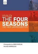 Vivaldi - -The Four Seasons Ballet, New DVDs