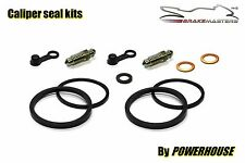 Suzuki GSXR 600 GSXR 750 K4-K5 Nissin rear caliper seal repair kit 2004 2005