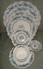 Antique Grindley England Eileen Collection  98 PC Dinnerware Set RARE Circa;