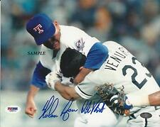 NOLAN RYAN ROBIN VENTURA REPRINT AUTOGRAPHED SIGNED PICTURE PHOTO COLLECTIBLE RP