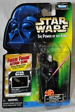 Star Wars 1997 POTF Darth Vader w/ Removable Helmet & Freeze Frame Action Slide