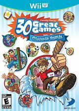 Family Party: 30 Great Games - Obstacle Arcade (Wii U, 2012)