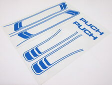 Puch Sticker Aufkleber Maxi Condor Sport MS VS MV 50 MV50S X30 Moped Mofa #56