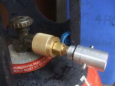RICARICA il tuo Carrello Elevatore Bottiglie di gas a pompe GPL (LPG Adattatore)