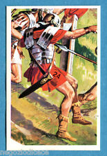 [GCG] BATTAGLIE STORICHE -Ed. Cox- Figurina/Sticker n. 24 - LEG. ROMANO -New