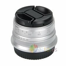 25mm F1.8 HD DISCOVER Manual Focus Wide Angle Lens For Fuji FX Mount Camera【UK】