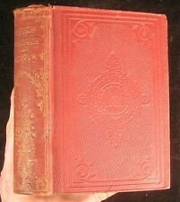 Captain James Cook 1859 Voyages Round the World Illustrated nice old book