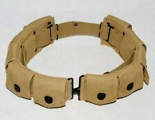 Collectiable WWII US Amry M-1923 Cartridge Belt -US038