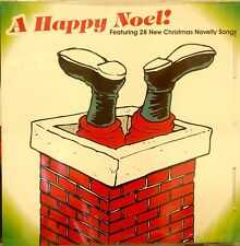 A HAPPY NOEL! - 28 Xmas Novelty Songs