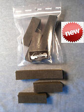 PER FENDER PRECISION/JAZZ BASS -PICKUP MOUNTING RUBBER STRIPS- WEATHERSTRIPS -