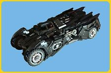 Lego MOC UCS Arkham Knight Batmobile Building Instruction