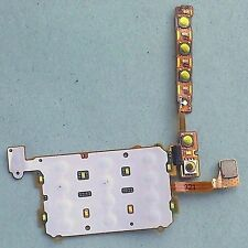 100% Genuine Sony Ericsson W995 UI membrane keypad+flex+side buttons keys
