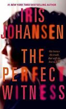 The Perfect Witness Iris Johansen Witness Protection Mob Boss Paperback