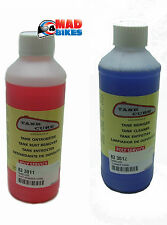 Tank Cure Fuel / Petrol Tank Rust Remover & Cleaner Kit Classic Bike Restoration