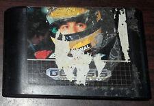 Sega Genesis. Ayrton Senna's Super Monaco GP II (NTSC USA)