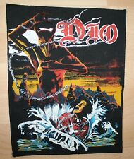 Dio , Holy Diver , Vintage Backpatch, rar, rare