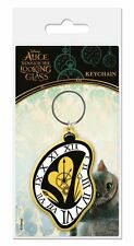 ALICE THROUGH THE LOOKING GLASS RUBBER KEYRING /KEYCHAIN BY PYRAMID RK38538