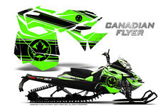 SKI-DOO REV XM SUMMIT SNOWMOBILE SLED GRAPHICS KIT WRAP CREATORX CAN FLYER BG