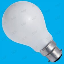 6x 200W TUNGSTEN FILAMENT DIMMABLE GLS LIGHT BULBS; BC, B22, ROUGH SERVICE LAMP