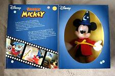 SORCERER MICKEY MOUSE APPLAUSE 7 INCH DOLL ACTION FIGURE FANTASIA