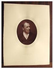 1877 WILLIAM BALLANTINE - Original Photograph