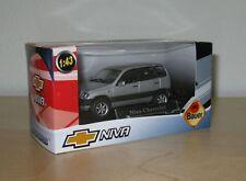1/43 Chevrolet Chevy Niva VAZ Russian Hongwell Cararama model Шеви Нива Карарама