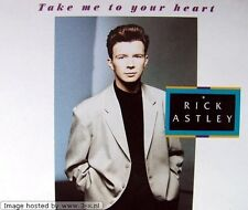 Rick Astley Take me to your heart (Autumn Leaves, 1988) [Maxi-CD]