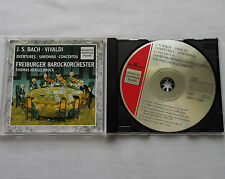 FREIBURGER BAROCKORCHESTER / BACH-VIVALDI - GERMANY CD DHM 05472 77289 2(1993