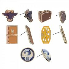FANTASTIC BEASTS AND WHERE TO FIND THEM 6 PACK EARRING SET METAL ENAMEL EARRINGS