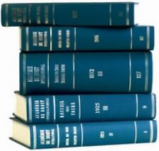 Recueil Des Cours, Collected Courses, Tome (Collected Courses of the Hague Acade