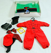 American Girl Dog Sled Outfit Pleasant Co. Americen Girl Today New in Box NIB
